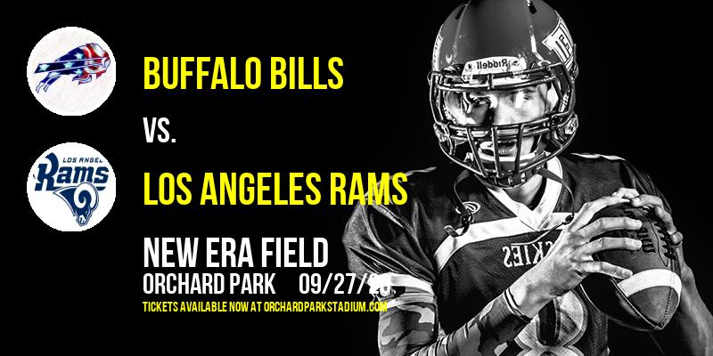 Buffalo Bills vs. Los Angeles Rams at New Era Field