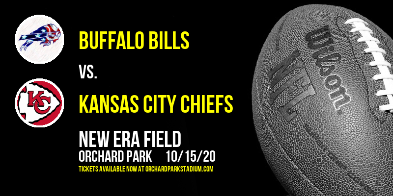 Buffalo Bills vs. Kansas City Chiefs at New Era Field