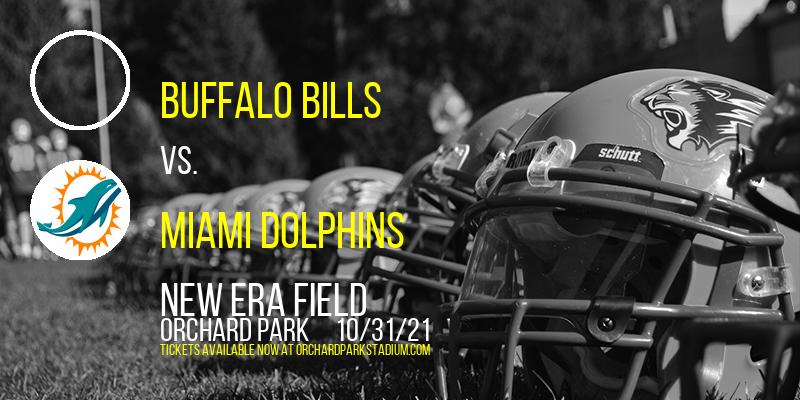 Buffalo Bills vs. Miami Dolphins at New Era Field