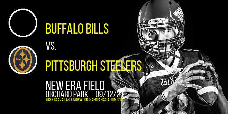 Buffalo Bills vs. Pittsburgh Steelers at New Era Field
