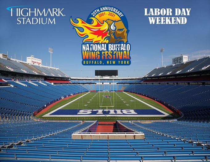 National Buffalo Wing Festival - Sunday: Session 4 at New Era Field